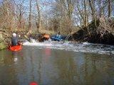 spływy kajakowe, spływ Mienią