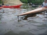 kajakarstwo długodystansowe, spływ treningowy Narwią