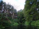 kajakarstwo nizinne, spływ Parzenicą, Niechwaszczą i Wdą
