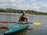 turystyka kajakowa, spływ Wisłą